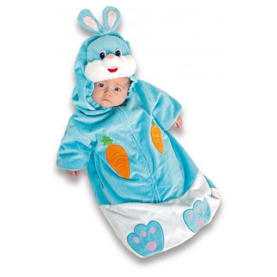 Baby verkleed kleding konijn