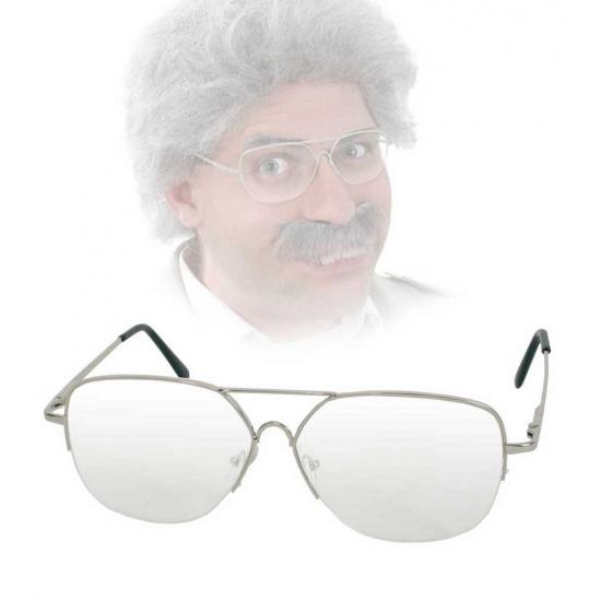 Derrick bril transparant