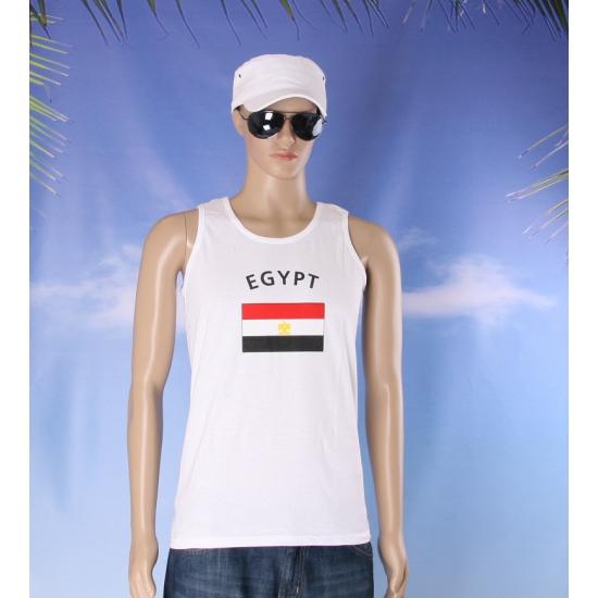 Egypte vlaggen tanktop / t shirt