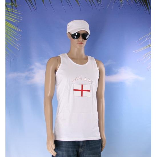 Engeland vlaggen tanktop/ t shirt