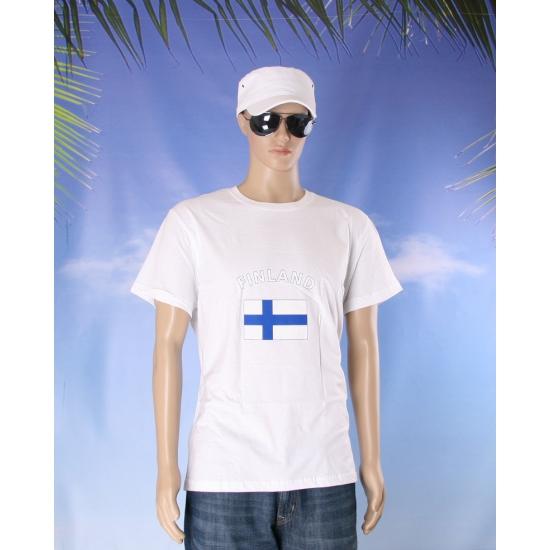 Finse vlag  t  shirts