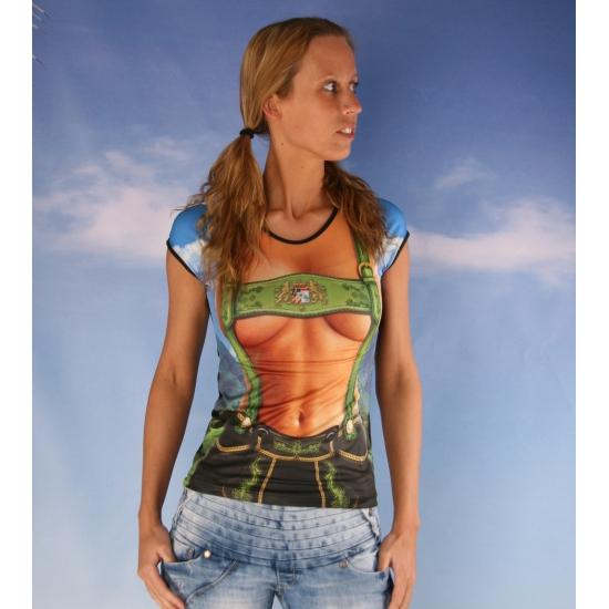 Funartikel t shirt Alpen