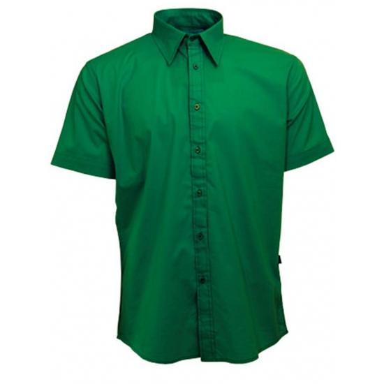 Groen Lemon&Soda overhemd voor heren