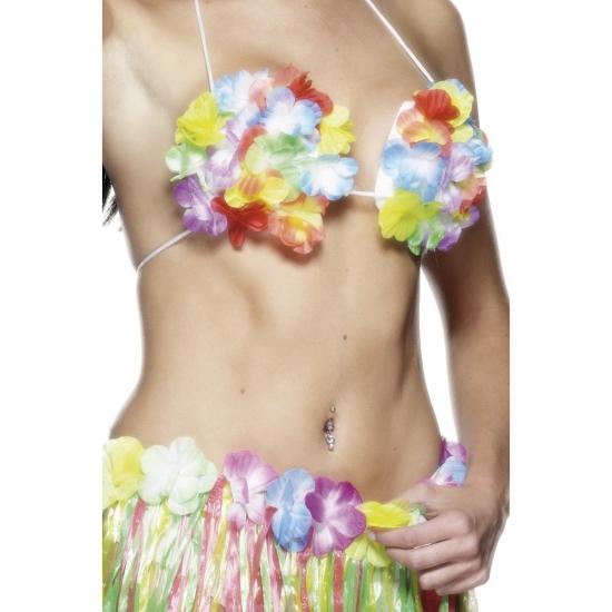 Hawaii bloemtjes BH