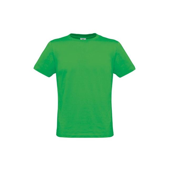Heren shirts neon groen