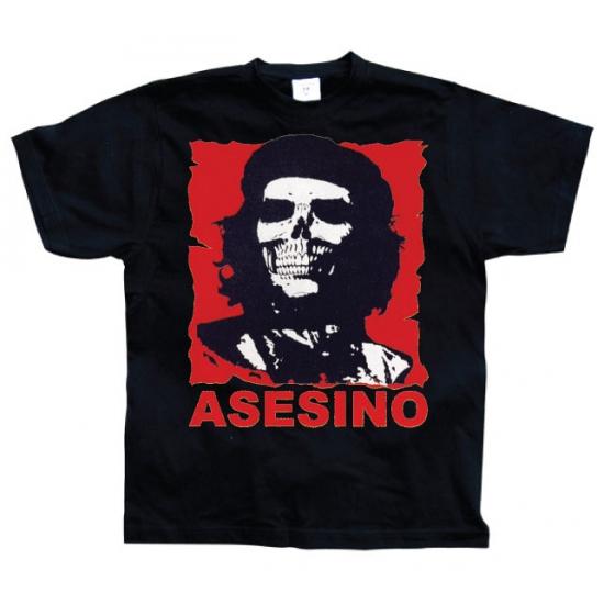 Heren T shirt Asesino