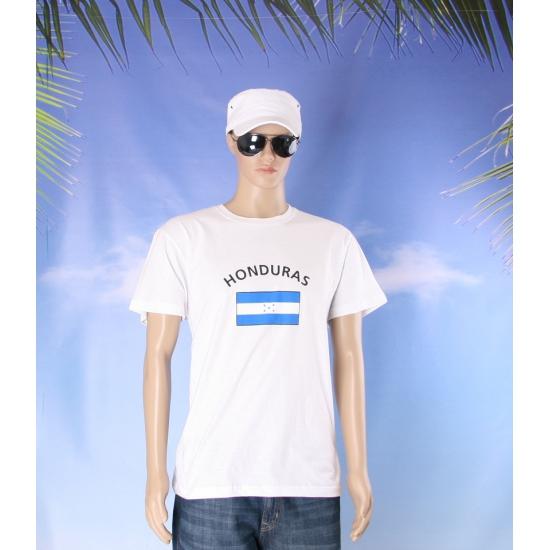Honduras vlaggen t shirts