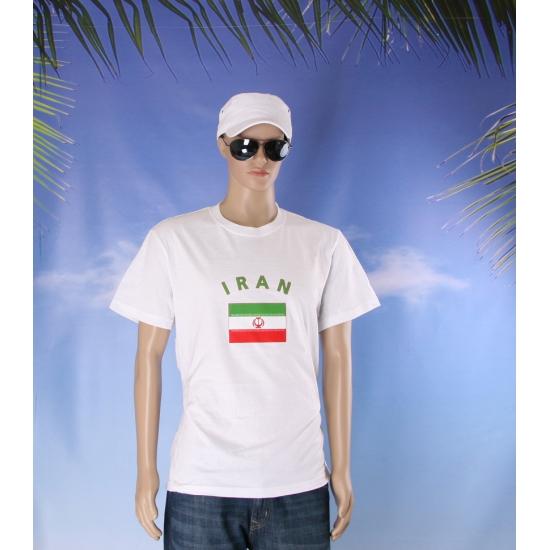 Iran vlaggen t shirts