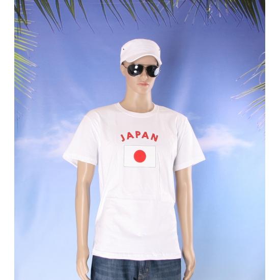 Japanse vlaggen shirts