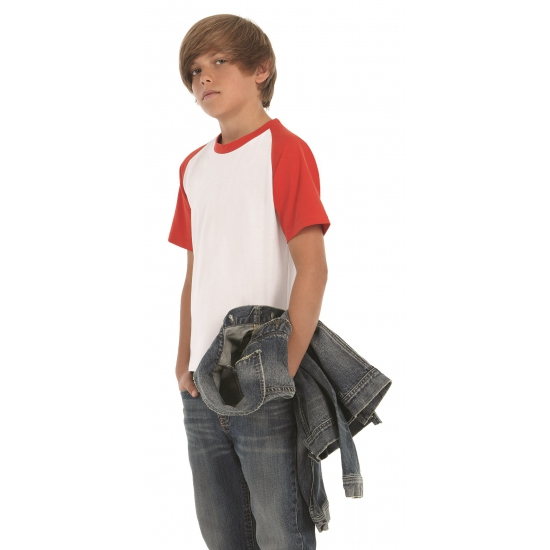 Jongens Baseball shirts