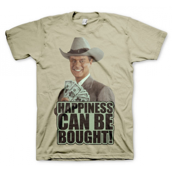 Khaki Happiness Can Be Bought t shirt