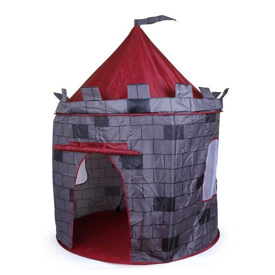 Kinder speeltent kasteel