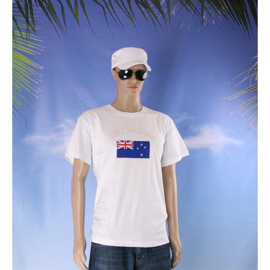 Nieuw Zeeland vlag  t  shirts