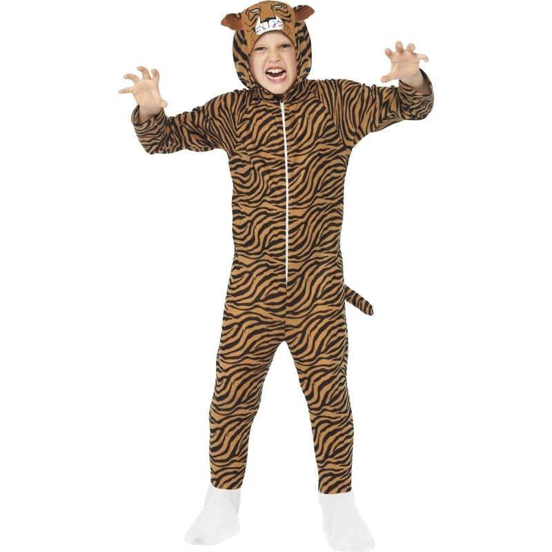 Pyamapak tijger voor jongens en meiden