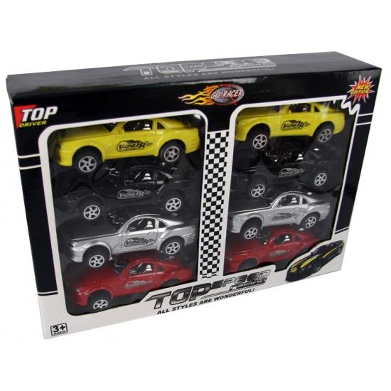 Speelgoed auto s 8 stuks