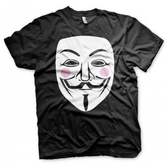 V for Vendetta kleding heren t shirt
