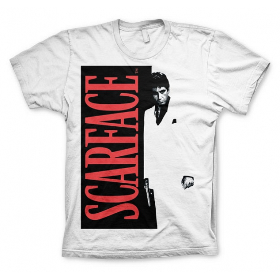 Wit Scarface Poster t shirt