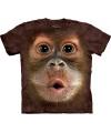 Apen t shirt orang oetan