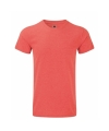 Basic heren t shirt rood