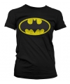 Batman dames t shirt korte mouwen