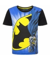 Batman t shirt zwarte mouw