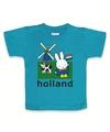 Blauw nijntje baby t shirt holland