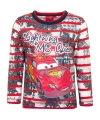 Cars t shirt mc queen rood