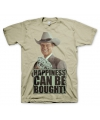 Dallas khaki t shirt heren