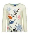 Frozen t shirt olaf wit