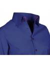 Giovanni capraro overhemd blauw
