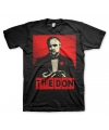 Godfather the don t shirt heren