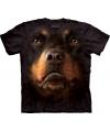Honden t shirt rotweiler