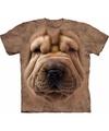 Honden t shirt sharpei