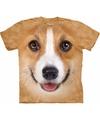 Honden t shirt welsh corgi pembroke voor kinderen