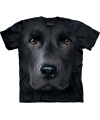 Honden t shirt zwarte labrador