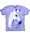 Kinder dieren t shirt moon shadow paard