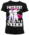 Miami vice freeze t shirt dames