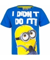 Minions kinder t shirt i did not do it