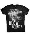 Narcos blow business t shirt heren