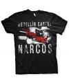 Narcos medellin cartel t shirt heren