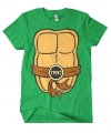 Ninja turtles verkleed t shirt voor heren