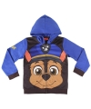 Paw patrol chase hooded sweatshirt