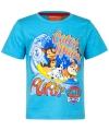 Paw patrol t shirt blauw voor kinderen