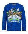 Skylander t shirt blauw