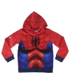 Spiderman hooded sweatshirt