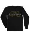 Star wars heren lange mouwen shirt