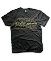 Star wars heren t shirt zwart