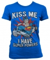 Super powers dames t shirt