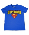 Superman t shirt kids