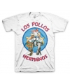 T shirt breaking bad los pollos wit